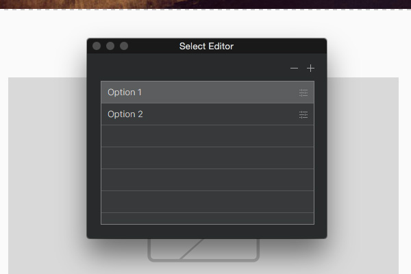 select-editor-window